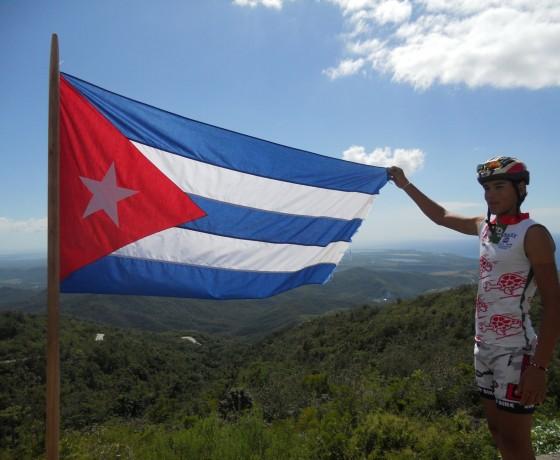 Voyage vélo camp de base Cuba Trinidad cyclotourisme