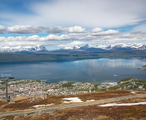Vélo Norvège - Sur La Route