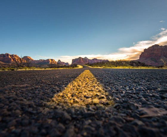 Nouveau Mexique - Sur La Route