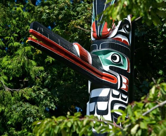 Voyage Île de Vancouver à vélo