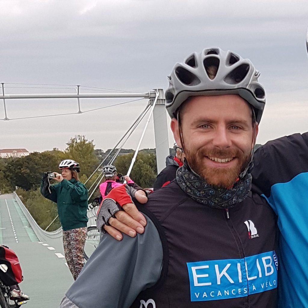 ekilib - sur la route - voyage vélo