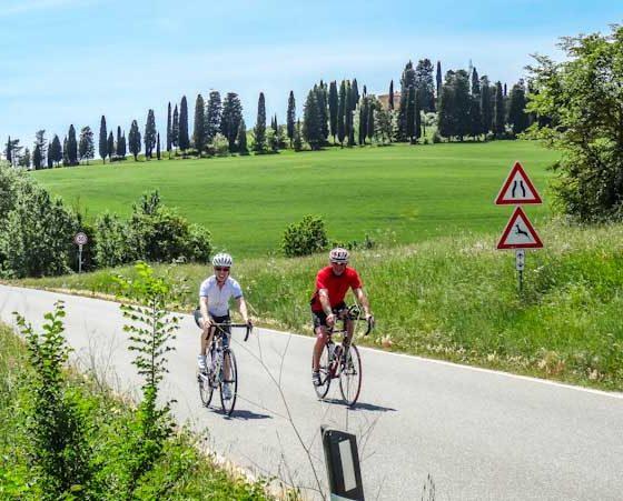 italie à vélo - voyage à vélo - voyage guidé vélo - voyage cyclotourisme