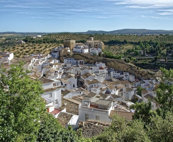 andalousie à vélo - cyclotourisme andalousie - cyclotourisme espagne