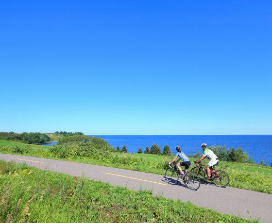 saguenay Lac St jean à vélo - voyage à vélo - cyclotourisme - ekilib